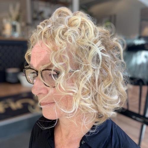 Curly-klip
